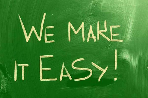 wemake it easy